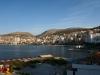 Albania. Saranda, widok z okna hotelu