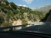 Albania. Trasa Vlore - Saranda, jeden z miliona zakrętów o 180 stopni