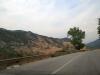 Widok na Albanię
