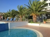 Albania, Sarande - hotelowy basen
