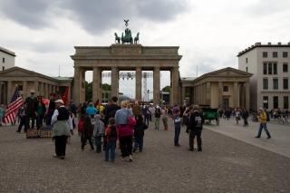 Brama Brandenburska - Berlin