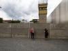 Miejsce, w którym stał kiedyś mur berliński