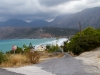 Kreta, w drodze na plażę Vai
