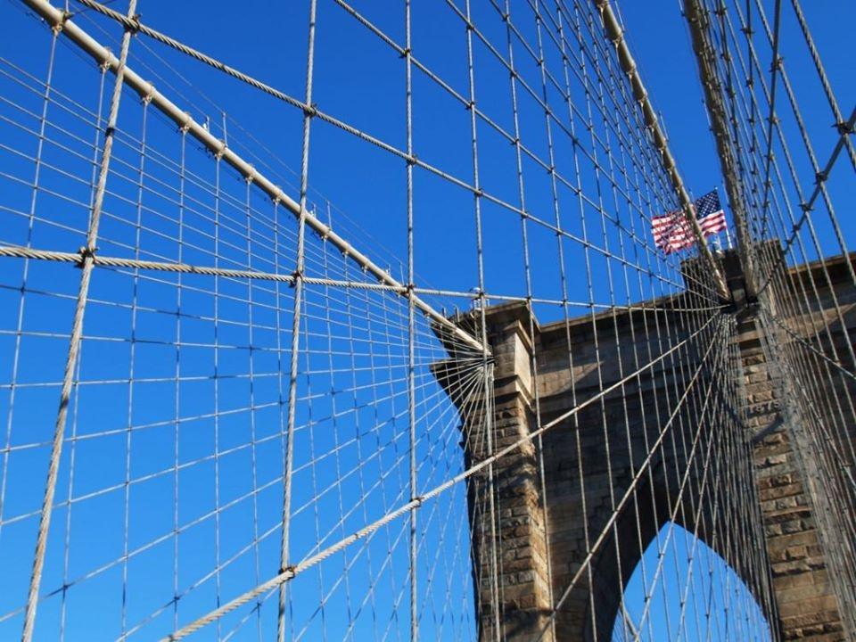 Nowy Jork – Brooklyn Bridge, jak się okazało, mój ulubiony punkt tego pięknego miasta