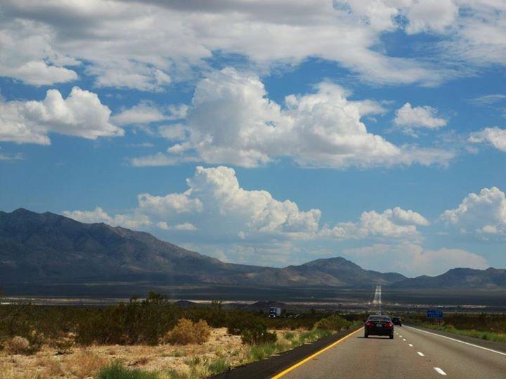 Droga z Los Angeles do Las Vegas –  kilometry pięknych widoków