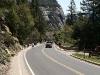 W drodze do parku Yosemite