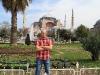 Stambuł  - Hagia Sophia i ja