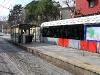 Stambuł - przystanek tramwajowy