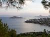Turcja, widok ze wzgórzą nieopodal Bitez