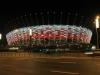 Stadion Narodowy nocą