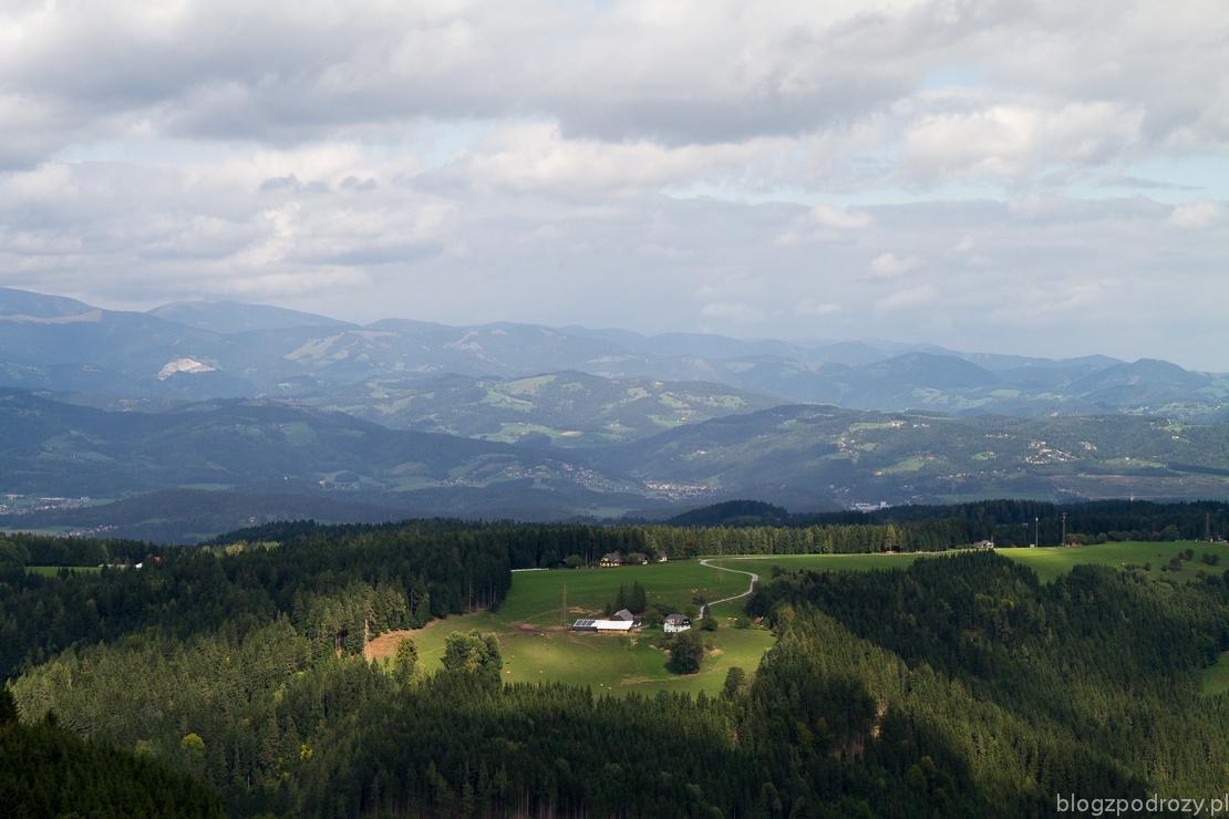 Austria, gdzieś przy autostradzie