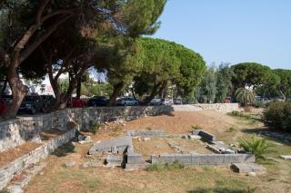 Kos. Ołtarz Dionizosa