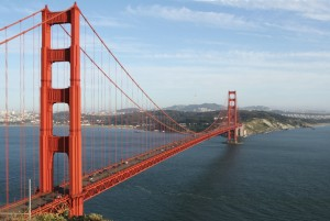 San Francisco i Nowy Jork 2010