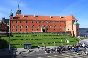Spacerem po Warszawie, część 1