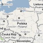 Planowanie podróży – mapy internetowe