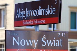 Spacerem po Warszawie, część 2