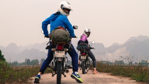 Wietnam + Motocykl = Wolność
