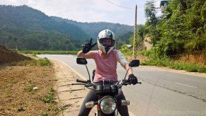 Wietnam + Motocykl = Wypadek