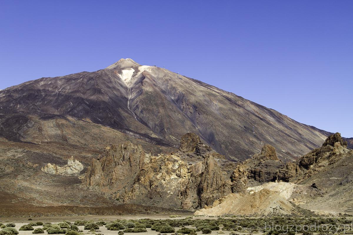 Wulkan El Teide